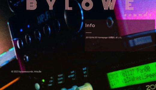 BYLOWEsounds